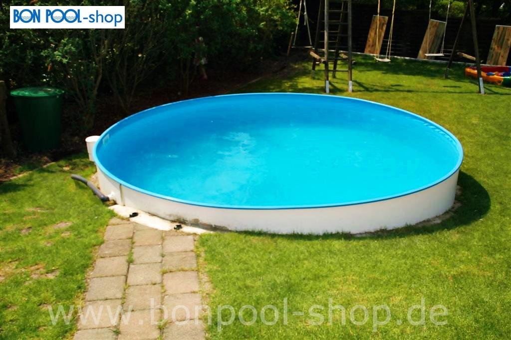 Bon pool rundbecken konfigurator for Poolfolien rundbecken