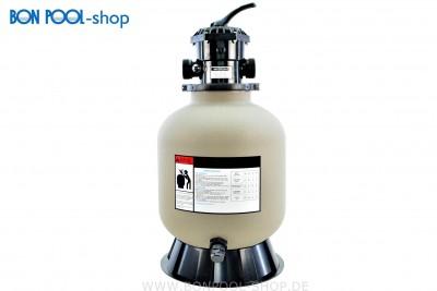 Filterbehälter HDPE 500 mm Filterkessel BON POOL®
