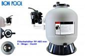 BON POOL Filterbehälter HDPE 485 mm