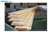 1,48 m² Profilholz nordische Fichte Profilbretter Sauna Holz 14x96x1950mm