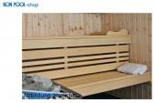 BON POOL Sauna Zwischenbankverkleidung Abachi 120 x 30 cm