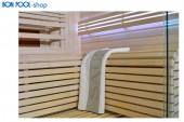 Handtuch Sauna groß 70x200 natur BON POOL