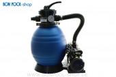 Selbstansaugende Pumpe Leistung stark, mit großen vorFilter.