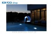 BON POOL Schwalldusche Tropic mit LED