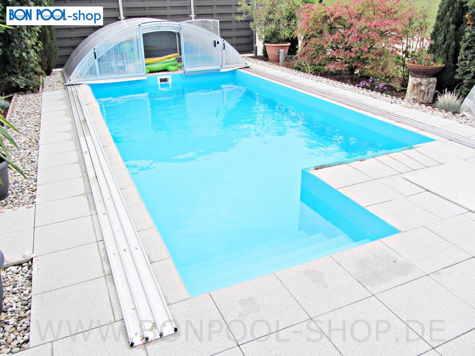 pool set 150 tief schwimmbad und saunen. Black Bedroom Furniture Sets. Home Design Ideas