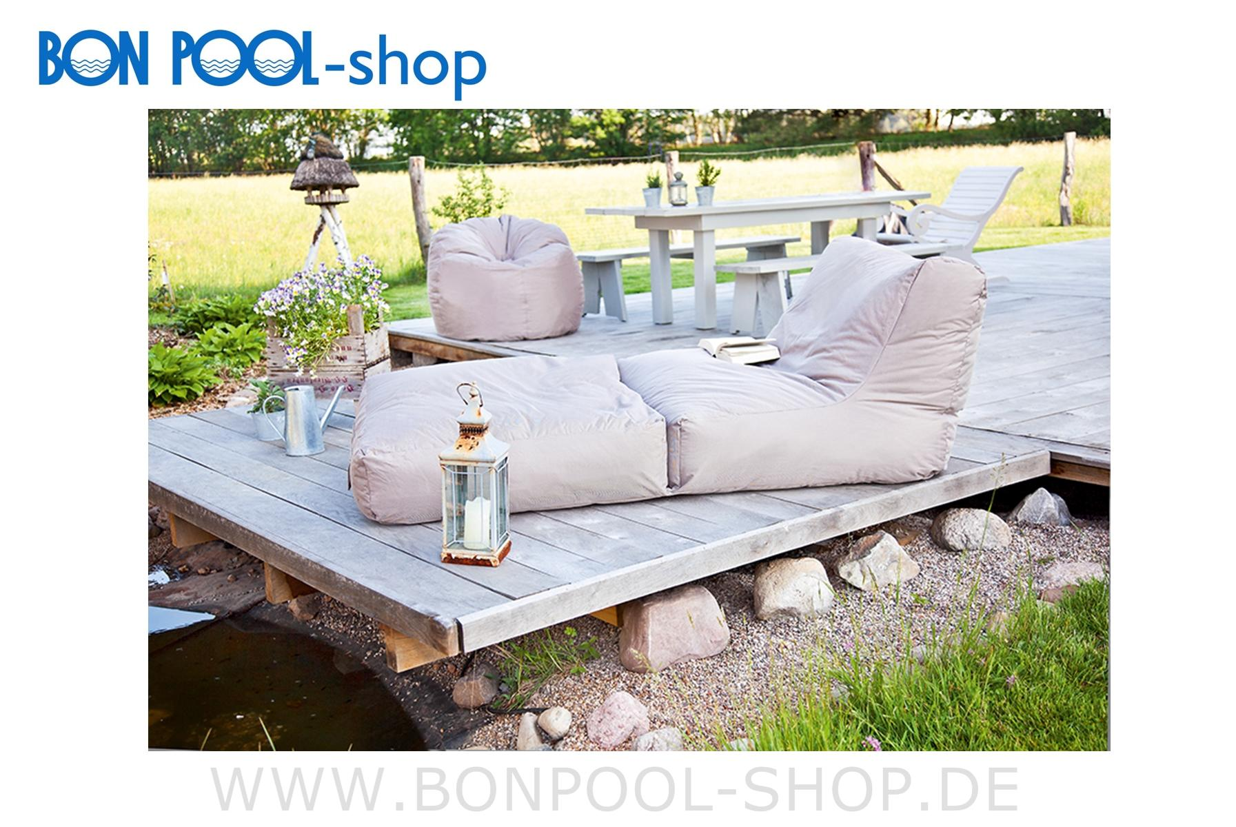 outbag peak cappuccino gartenm bel bon pool. Black Bedroom Furniture Sets. Home Design Ideas