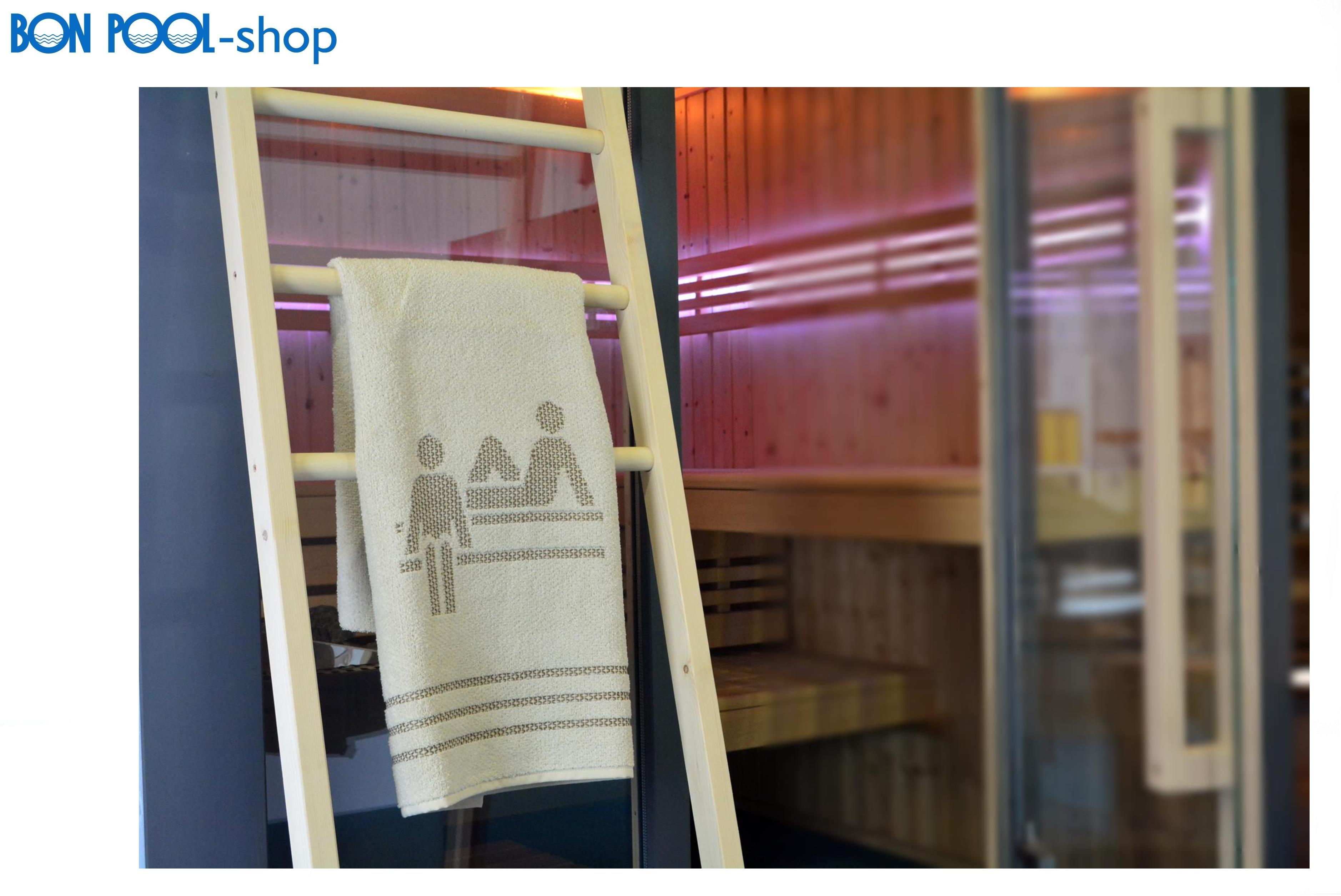 sauna handtuch perfect sauna individuell with sauna. Black Bedroom Furniture Sets. Home Design Ideas