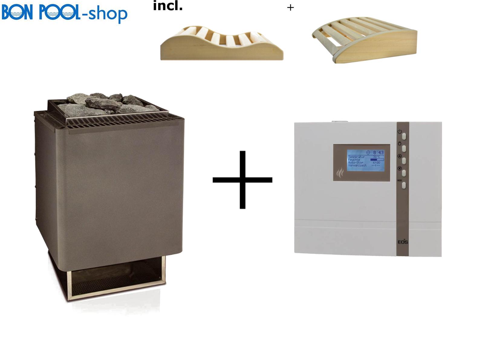 saunaofen thermat 9 kw d1 steuerger t bon pool. Black Bedroom Furniture Sets. Home Design Ideas