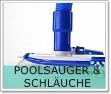 POOLSAUGER + SCHLAUCHE
