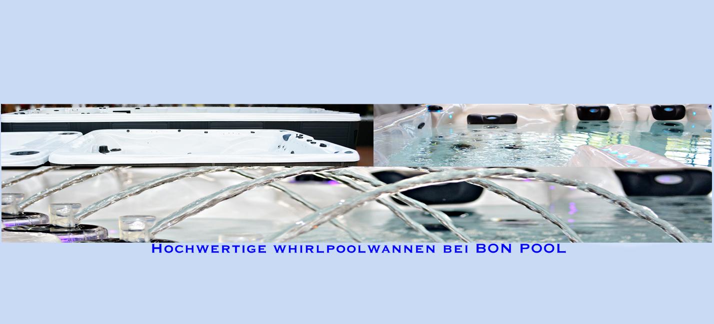 whirlpoolwannen bon pool