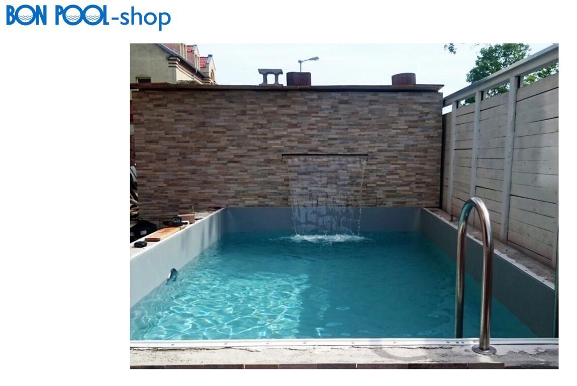 schwalldusche led steuerger t dc 12v 60w bon pool. Black Bedroom Furniture Sets. Home Design Ideas
