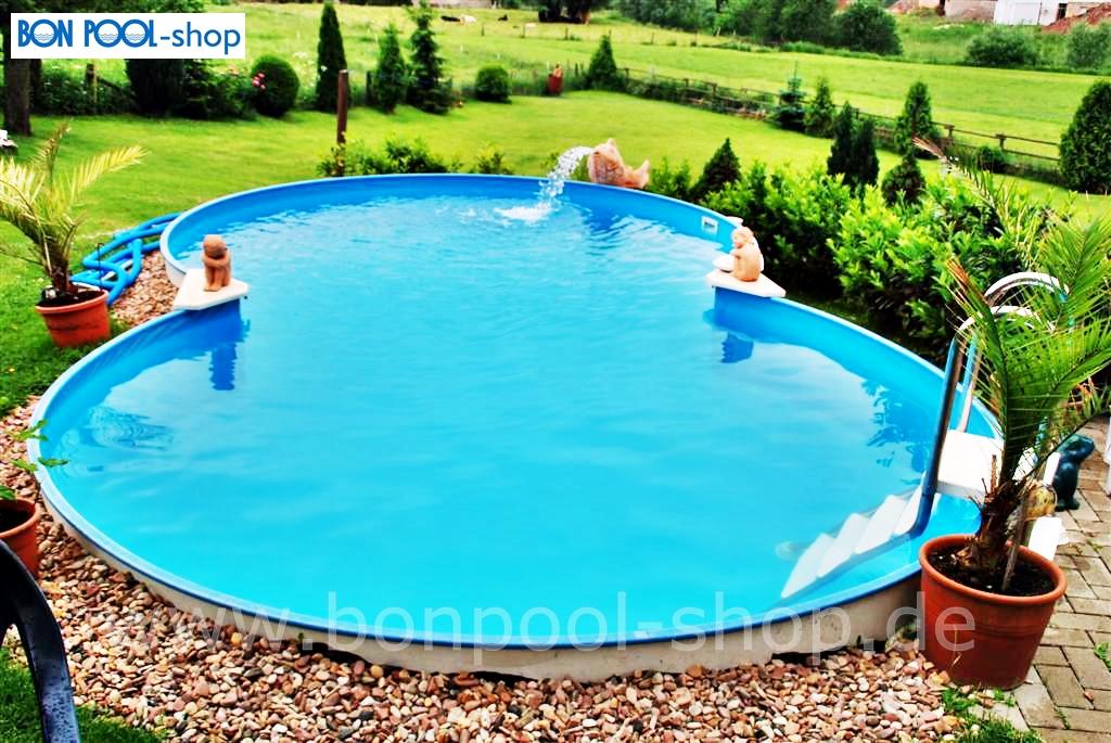 Pool wasserpflege set