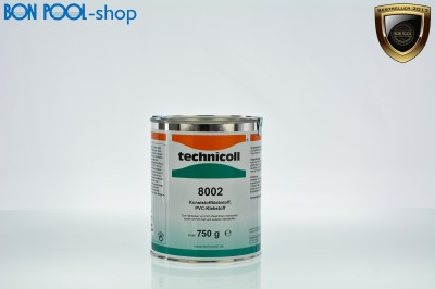 TECHNICOLL Marken-PVC Kleber Dose 750g
