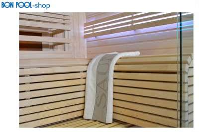 bon pool sauna modern handtuch 75x200cm. Black Bedroom Furniture Sets. Home Design Ideas