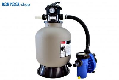 Filterset HDPE 400 mm BON POOL®