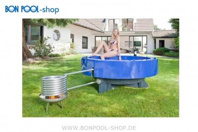 BON POOL Hot Tub 2.0 blau