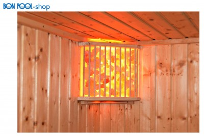Salzkristallleuchte Saunalampe Beleuchtung TPI BON POOL