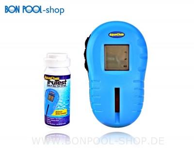 Aqua Chek TruTest Wasseranalyse BON POOL