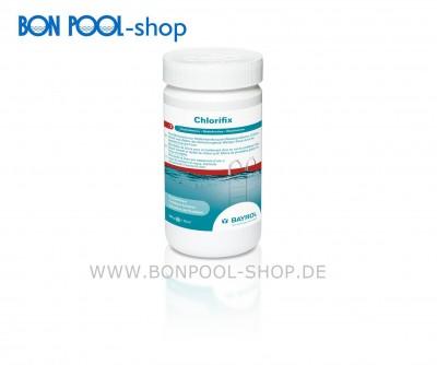 BON POOL Chlor Schwimmbad Granulat Chlorifix Bayrol schnell löslich 1kg
