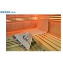Sauna Tuch Wellness natur 70x180cm BON POOL