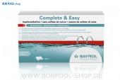 BON POOL  Complete & Easy Desinfektion, Algenverhütung und Klareffekt 4,48kg