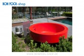 BON POOL Hot Tub 2.0 rot