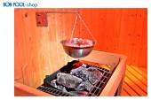 BONPOOL Multi Cup Himalaya Salz Verdunster Verdampfer Saunazubehör Saunaaufguss