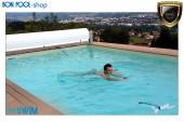 Schwimmgurt Spaß Aqua Fitness wie Gegenstromanlage BONPOOL®