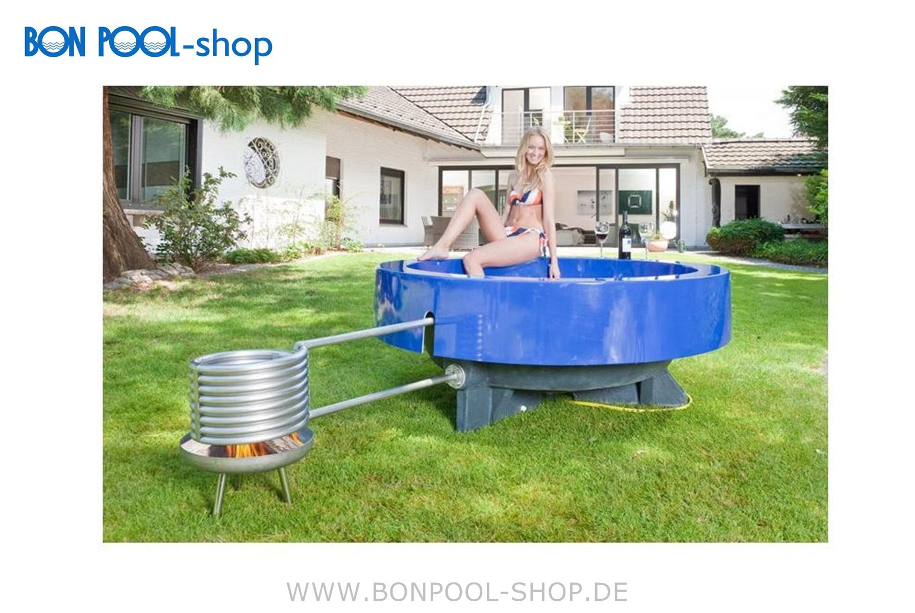 hot tub 2 0 blau outdoor pool bon pool. Black Bedroom Furniture Sets. Home Design Ideas